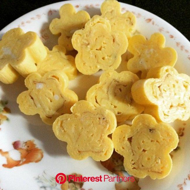 フタを開ければパッと満開!「お花の卵焼き」でお弁当に花を咲かせましょ♩ - macaroni | 卵焼き お弁当, 卵焼き, レシピ