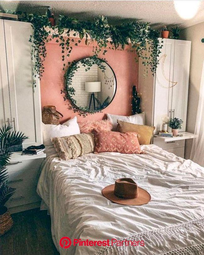 Stylish Master Bedroom Decorating Ideas   Kamar tidur boho, Ide kamar tidur, Rumah baru