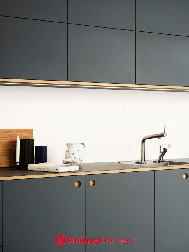Inspiration: Vesterfælledvej in Vesterbro, Denmark | Home decor kitchen, Plywood kitchen, Kitchen cabinetry