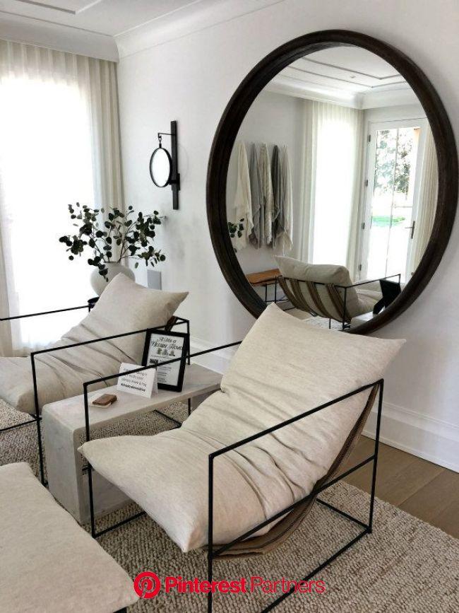 Beautiful Homes on a Neighborhood Tour - House designed by Ellie Mroz.  #designer #interiordesign #interiorde… | Furniture design, Living room decor a