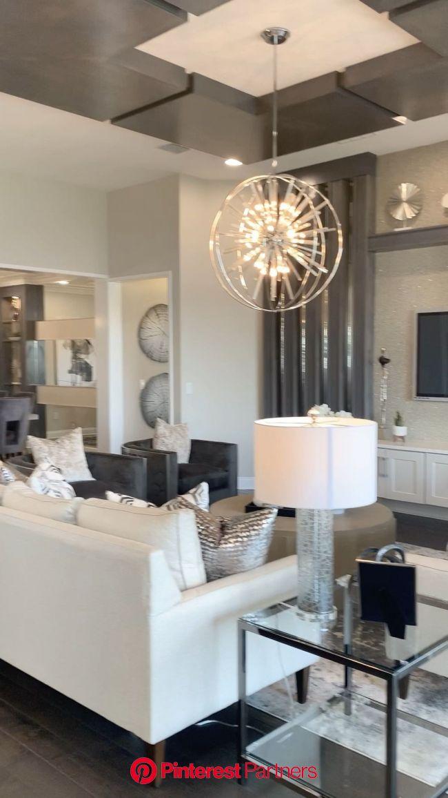 Orlando Real Estate Agent [Video] [Video] (With videos) | Model home decorating, Living room design modern, Luxury living room design