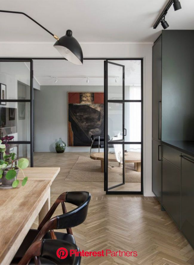 Tour the Elegant and Contemporary Home of Swedish Actor Andreas Wilson | Дизайн, Интерьер, Дизайн интерьера