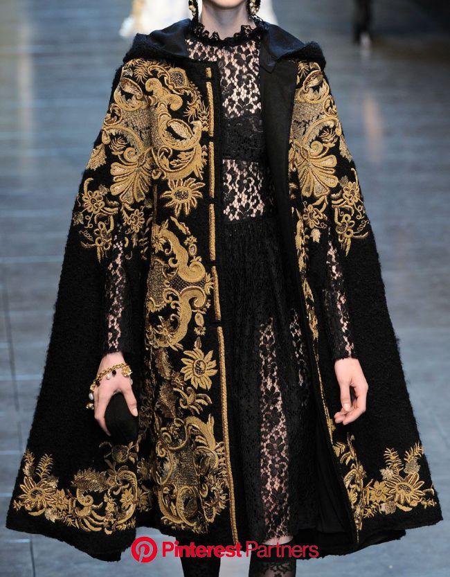 notordinaryfashion:  Dolce & Gabbana Haute Couture - Detail | ファッションスタイル, ファッションフォトグラフィー, ファッション