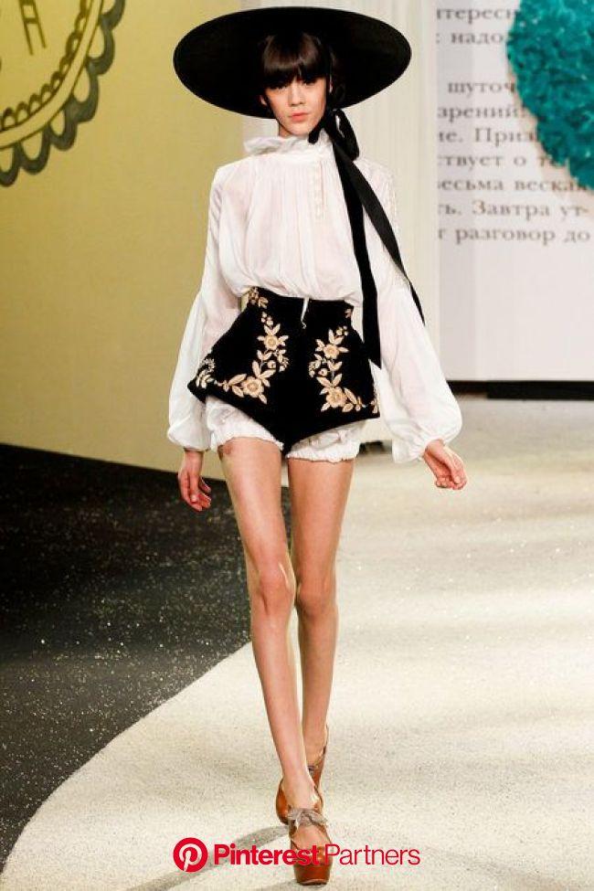 Ulyana Sergeenko Spring 2013 Couture | Fashion, Couture fashion, Fashion outfits