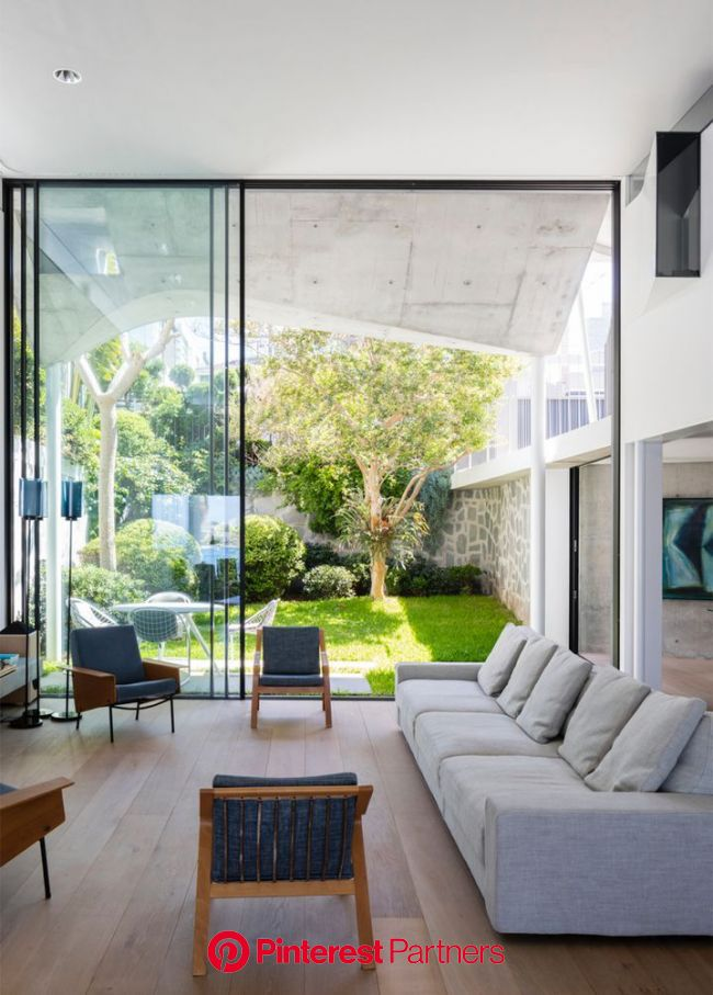 Tamarama House | Modern house design, Contemporary living room, Beautiful living rooms
