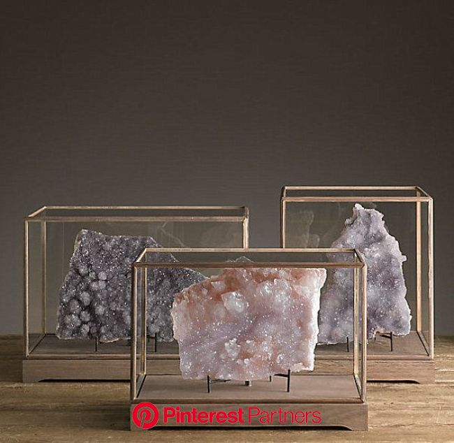 Home Design Trends of 2016   Home Matters   Rock decor, Geode decor, Decor