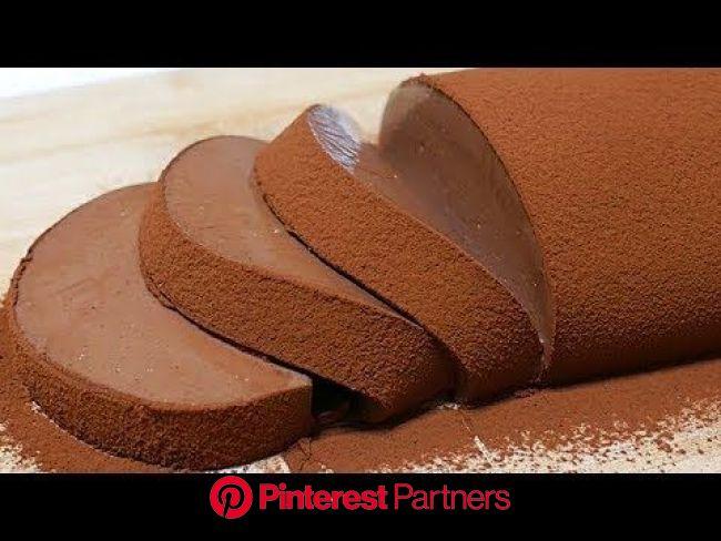 チョコレートムースケーキの作り方【簡単♪ゼラチンで作る天使の食感】 | HiroMaruの楽しい料理とスイーツな日々 | チョコレートムースケーキ, チョコムースケーキ, チョコレートムース