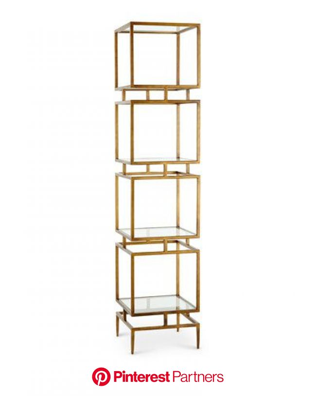 HBP4M John-Richard Collection Modernist Cube Etagere | Home office furniture, Cheap office furniture, Victorian furniture