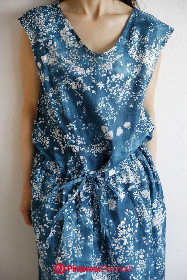 naniIRO textile 2016 vol.1 | デザイナーファッション, 簡単なドレス, ドレスの縫製型紙