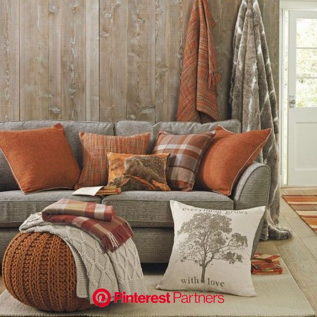 5 decorating ideas to take from next | Living room orange, Burnt orange living room decor, Burnt orange living room