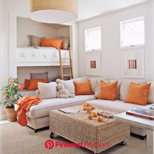 20 Easy Ways to Update Your Home | Dorm room decor, Built in bunks