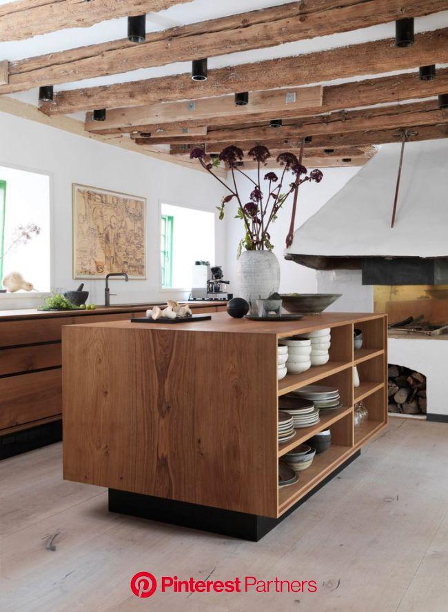 Good wood cooking | Küchen design, Haus deko, Moderne küchenideen