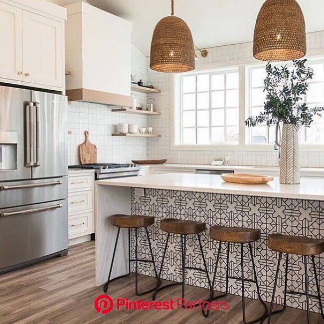This Is the Countertop Trend We're Seeing Everywhere | Home decor kitchen, Interior design kitchen, Kitchen inspirations