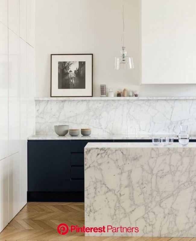 KITCHEN INSPIRATION   Modern kitchen design, Kitchen marble, Interior design kitchen