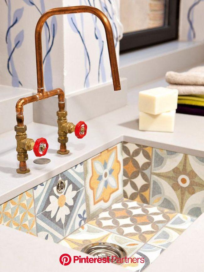 Ideas para lograr la cocina perfecta | Home decor kitchen, Kitchen sink design, Home interior design