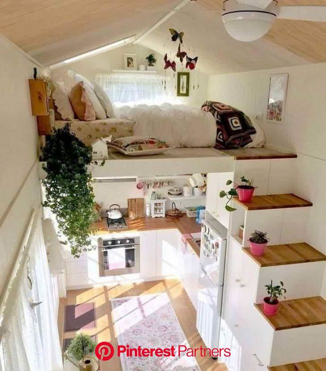 Cozy home | Tiny house interior design, Tiny house decor, Tiny house interior