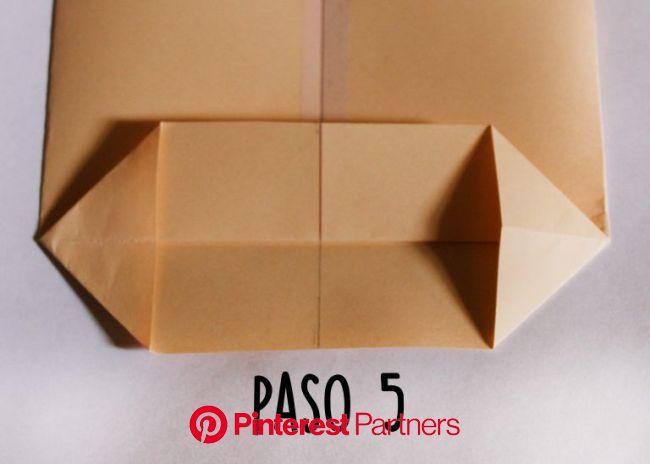 Como hacer bolsa de papel para regalo original - Ideas Creativas | Hacer bolsas de papel, Bolsa de papel, Sobres de papel