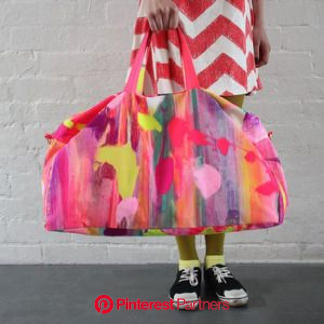 HARVEST TEXTILES : Image of THE OVERNIGHTER | | テキスタイル デザイン, ファッション, ポーチ ハンドメイド