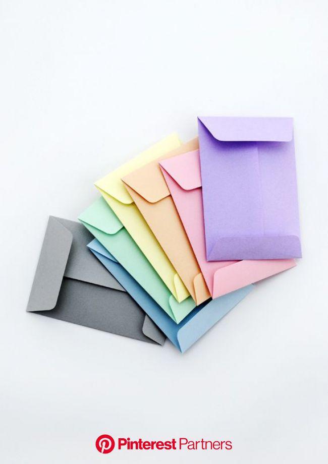 封筒テンプレート(C6、C7、C8)//文字列ネクタイ&標準のデザイン | Artículos de papelería, Decoraciones para cartas, Scrapbook manualidades