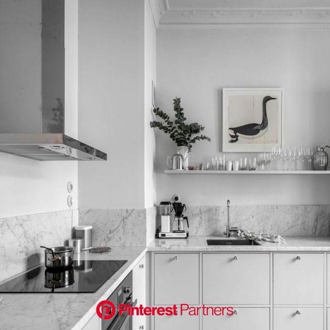 Alvhem | Interiör, Inreda kök, Lägenhet kök
