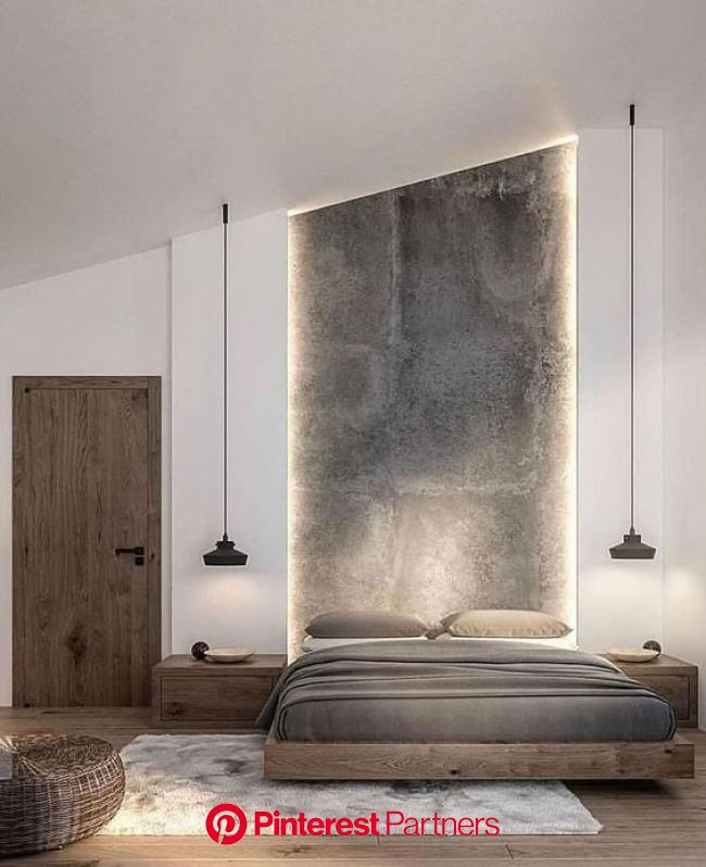 Bedroom layout: what can't be missing (With images) | Interior design rustic, Interior design, Interior design bedroom