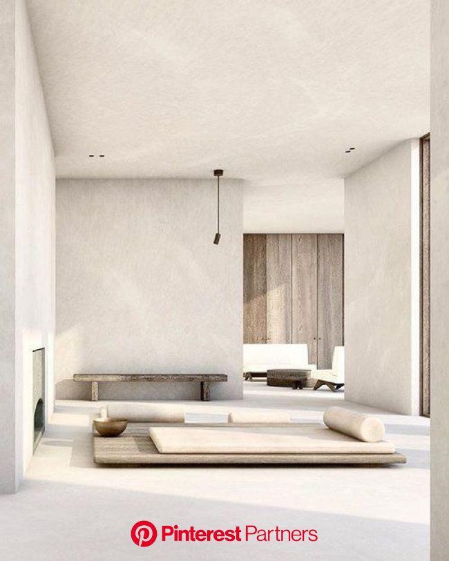 A Minimal Penthouse by Hans Verstuyft Architects — MODEDAMOUR in 2021 | Minimalism interior, Minimalist interior design, Interior design