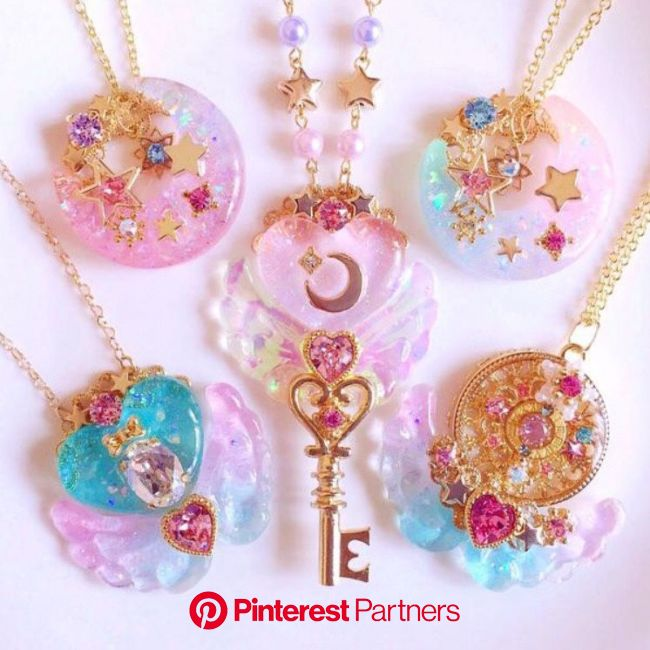 caramelribbonvv | Girly jewelry, Cute jewelry, Resin charms