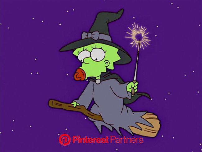 Frinkiac - S17E04 - ( discordant pleas shouted over each other) | Simpsons treehouse of horror, Simpsons halloween, Simpsons art