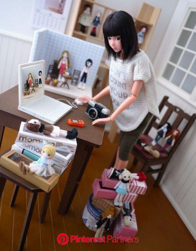 cheeky angle7 3 販売…の画像 | momoko DOLLお買い物大作戦スペシャル3 特設ブログ | ミニチュア ドールハウス, ファッションドール, 美しい人形