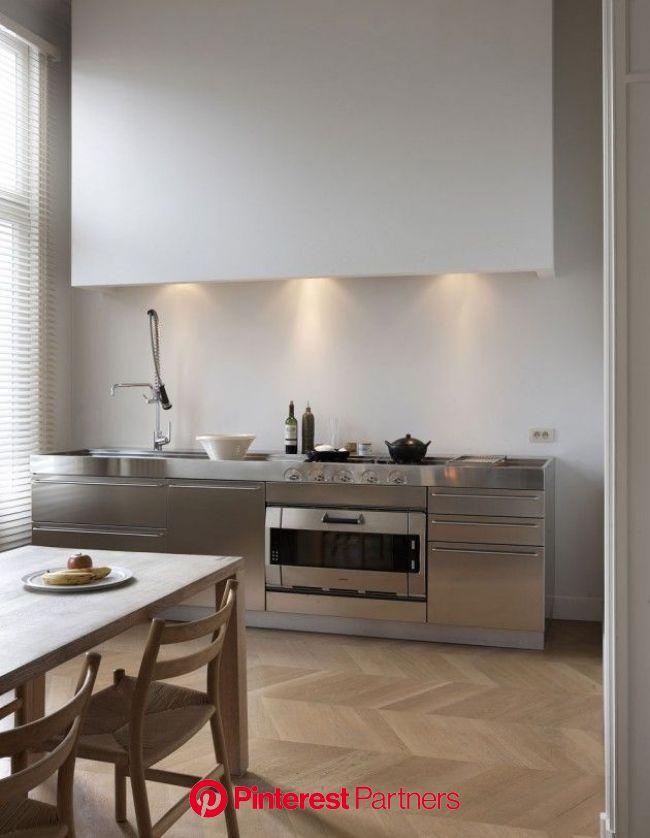 Herenhuis gerenoveerd volgens andere, inspirerende aanpak | Keuken ontwerp, Keuken interieur, Keuken idee