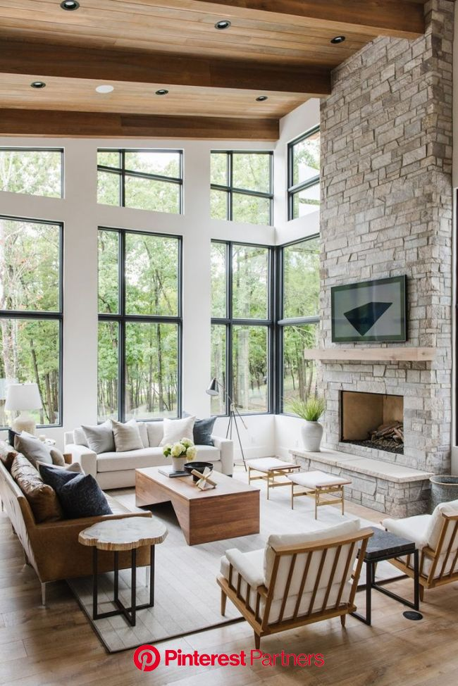 Shea McGee of Studio McGee Shares Her Career Advice | Transitional living rooms, Living room decor traditional, Transitional living room design