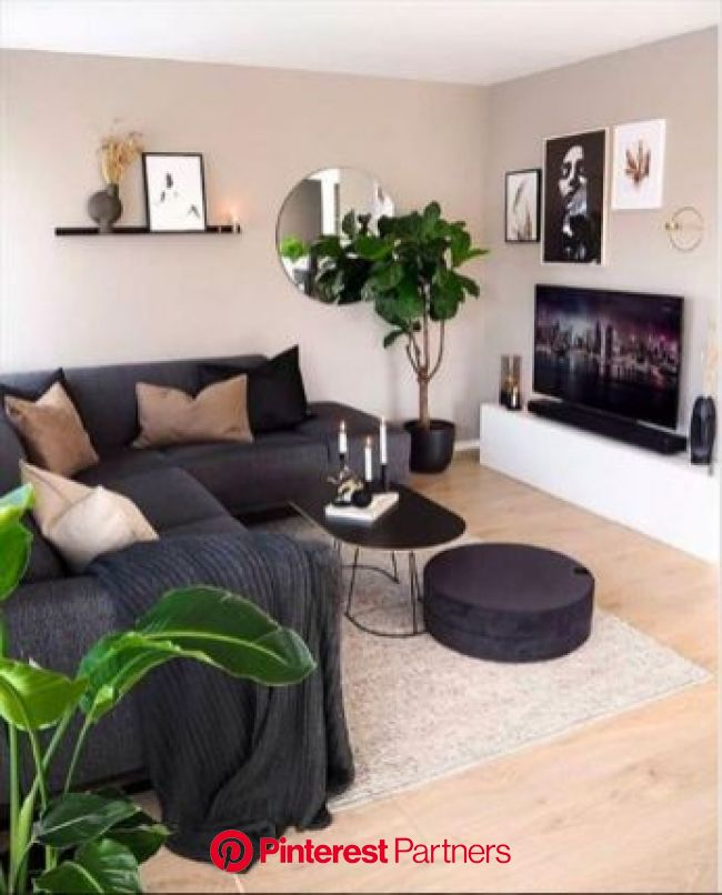 Most Popular Living Room Decor Ideas & Trends on Pinterest You Can't Miss Ou » Engineering Basic | Living room decor apartment, Living room colors