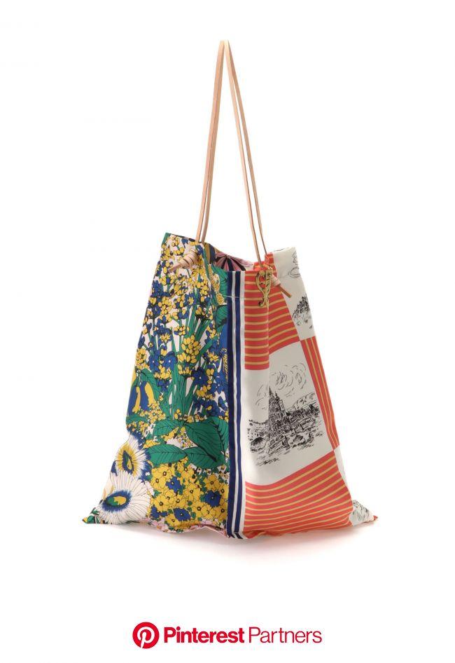 manipuri通販 manipuri(マニプリ) PRINT TOTE ファッション通販【STRIPE DEPARTMENT】   トートバッグ, バックポーチ, 手作り 手提げバッグ