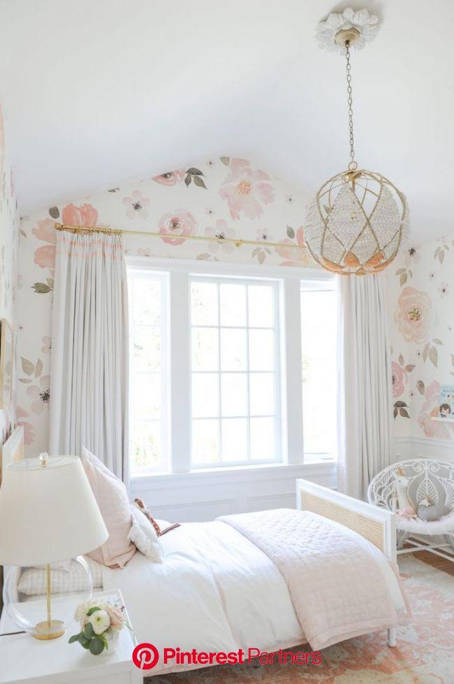 Lillya's Big Girl Room in 2020 | Girl room, Little girl rooms, Toddler girl room