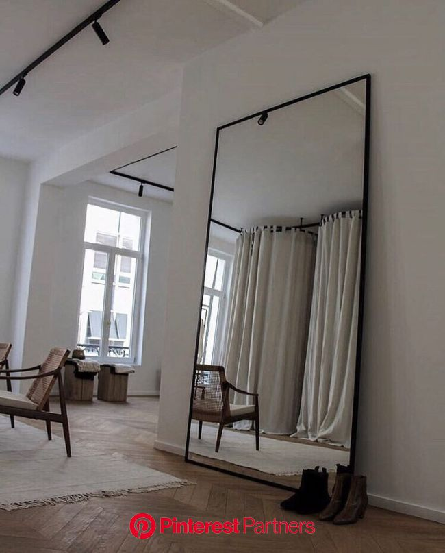 mirror (With images) | Modern room, Modern interior design, Interior design