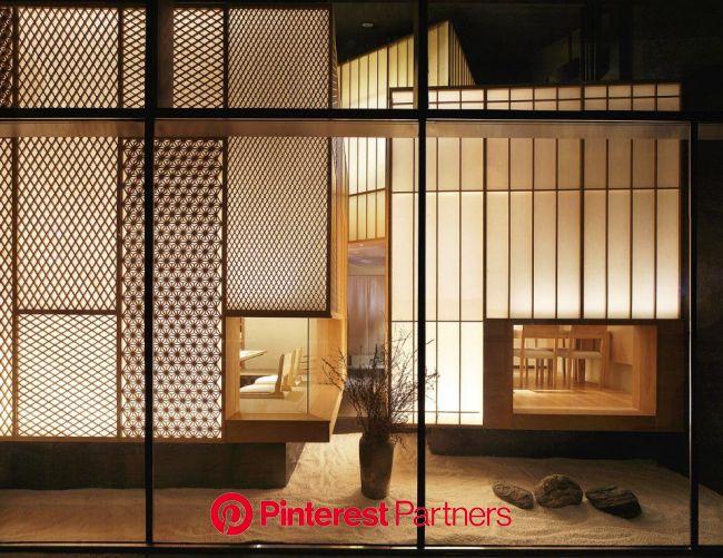OOTOKU, Chengdu By odd - 谷德设计网 | Japanese restaurant interior, Japanese restaurant design, Restaurant design
