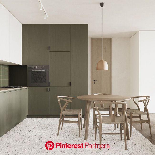 Евро-двушка в стиле минимализм из однокомнатной квартиры в 2020г   Интерьер квартиры, Дизайн интерьера квартиры, Проектирование интерьеров
