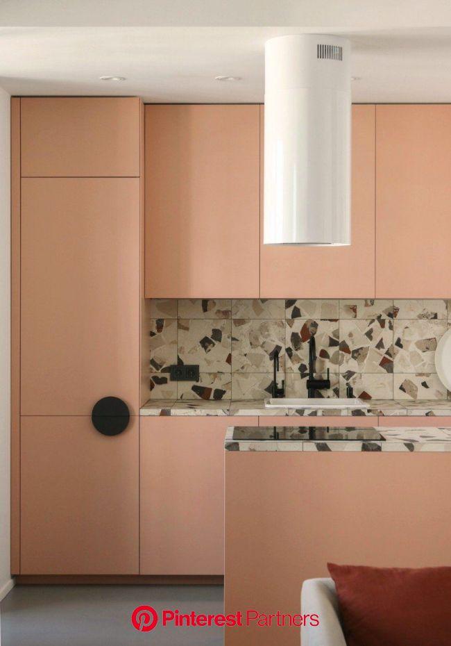 Il pavimento della nonna è tornato: la graniglia di marmo (Terrazzo Home Trend) | Vita su Marte nel 2020 | Interni della cucina, Progetti di cucine, C