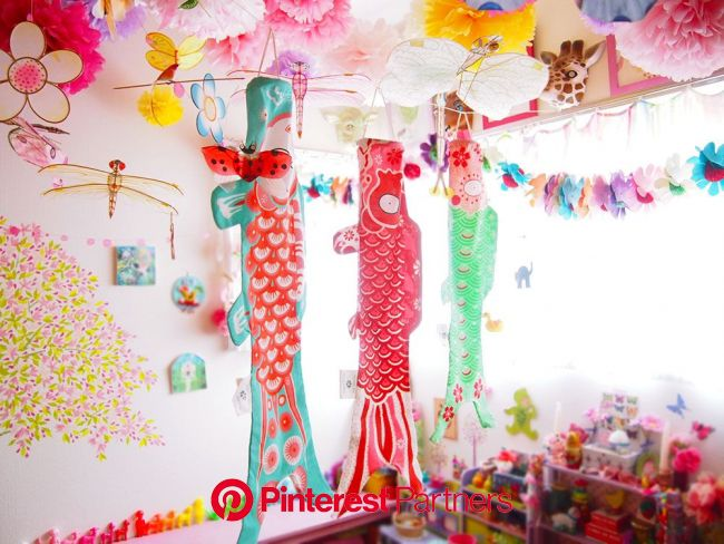 こどものにわ | 子供部屋のデコレーション, 鯉のぼり, クラフト用品