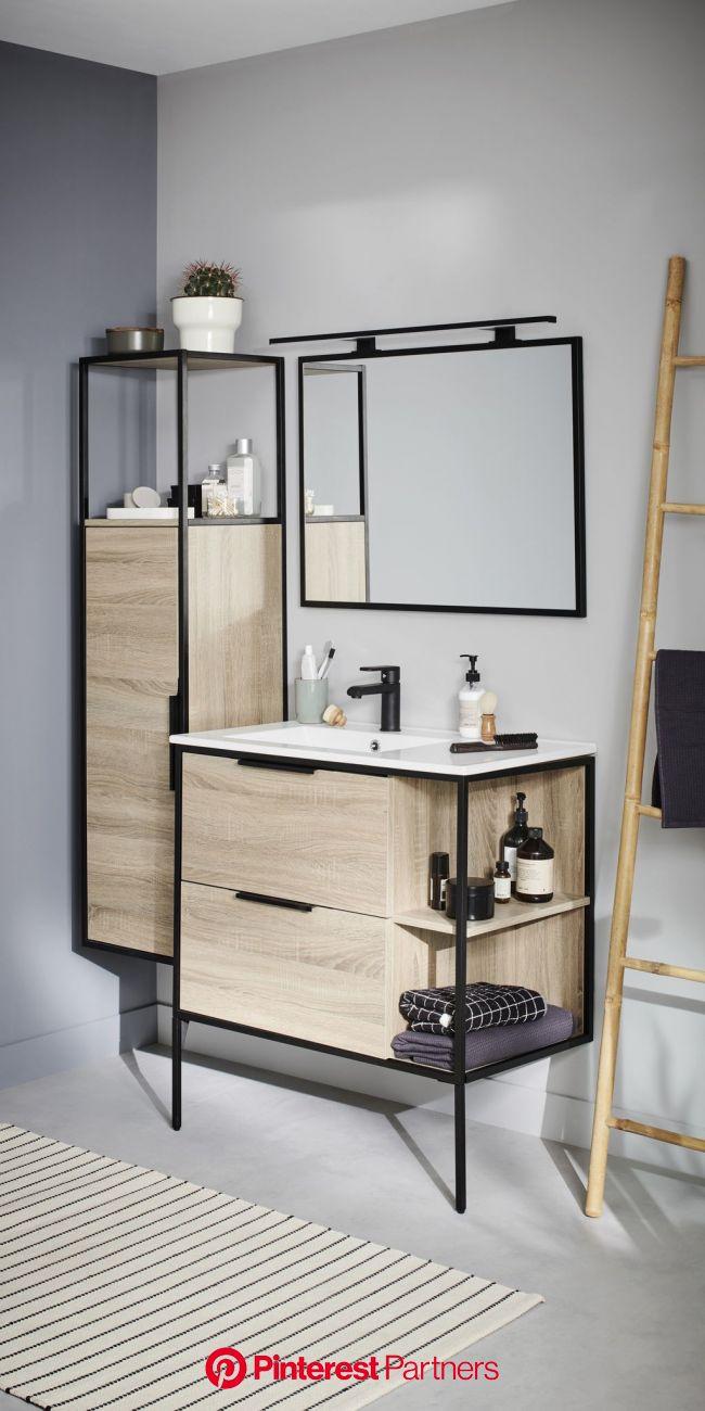 Lapeyre : nouveautés salle de bains 15  Meuble salle de bain