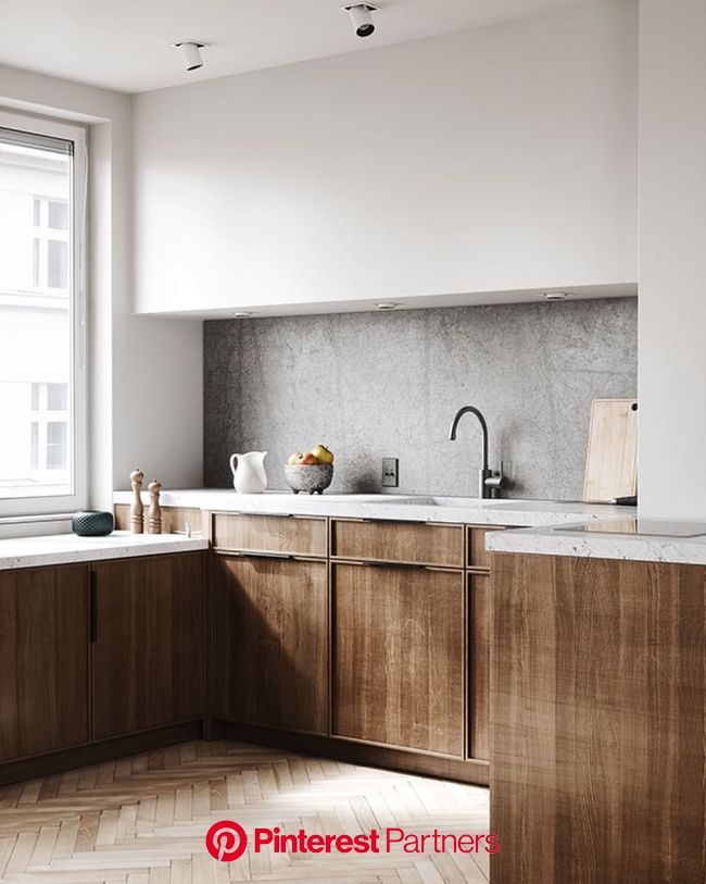 "RENDER LOVERS on Instagram: ""#renderlovers Do you like this kitchen?❤️ The render maker: Nazar Andriych… in 2020 | Modern kitchen design, Kitchen desi"