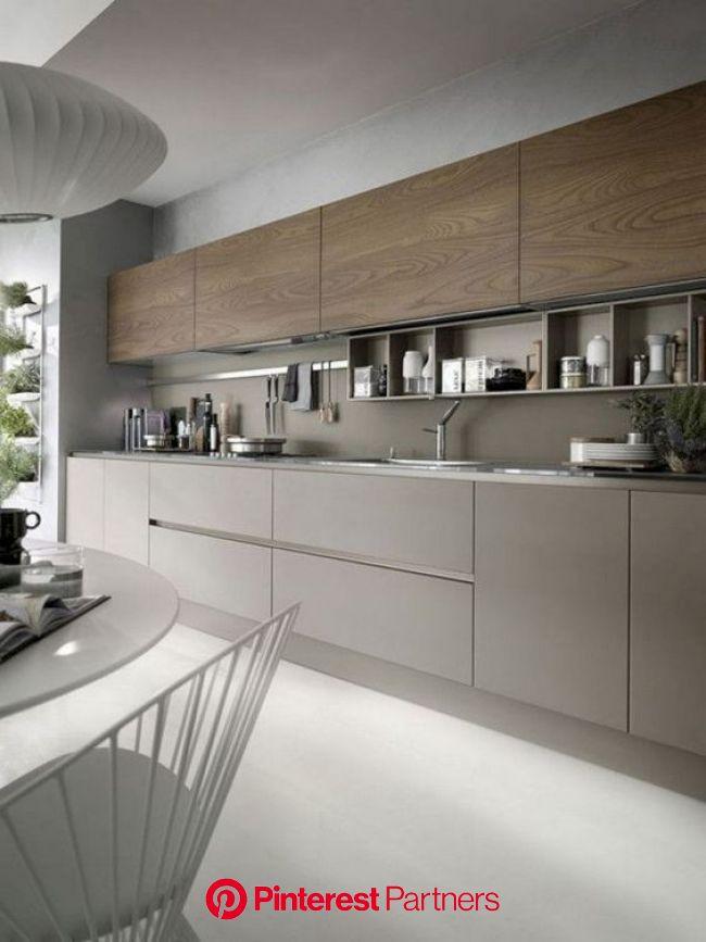 20 Fresh Kitchen Design Inspirations from Pinterest - Best Online Cabinets in 2020 | Contemporary kitchen cabinets, Modern kitchen cabinets, Modern ki