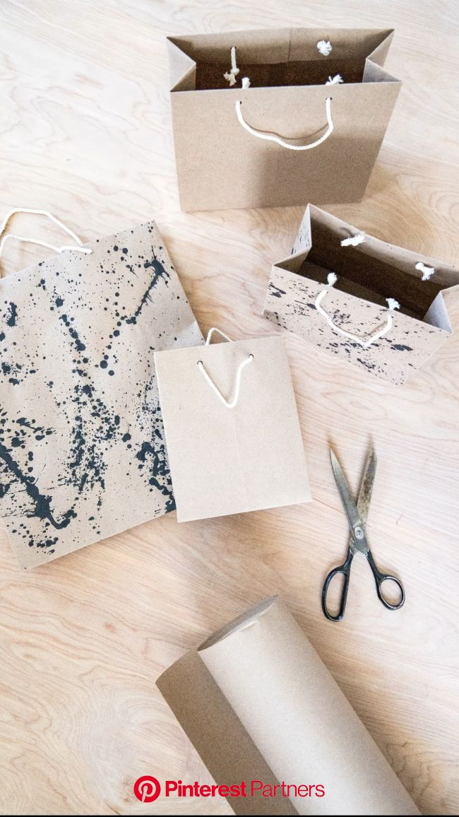DIY gift bag tutorial: An immersive guide by Delia Creates