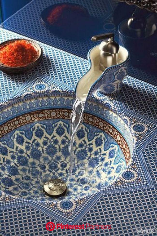 毛穴の奥まですっきり落とせる。洗顔ブラシの効果と使い方。 | House styles, Moroccan bathroom, Home trends