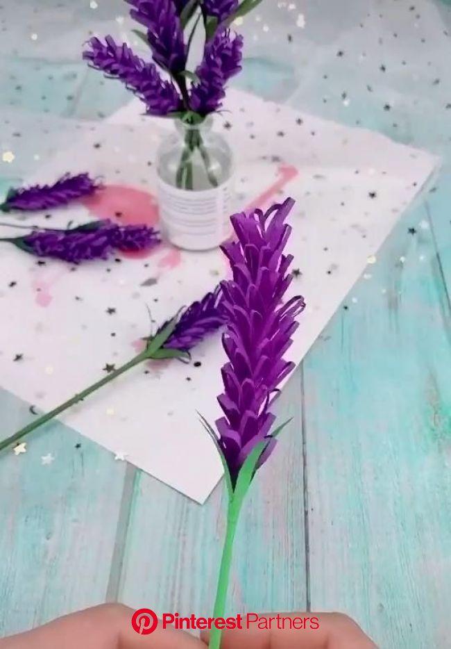 Paper Crafts [Video]   Paper flowers diy, Paper flowers, Handmade flowers paper