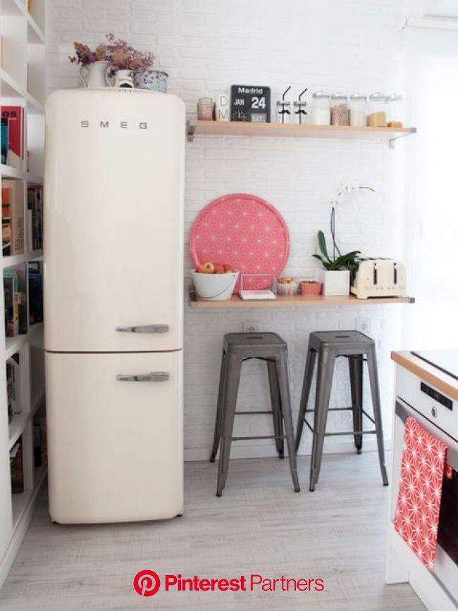 El ático nórdico de Macarena Gea | Decoración de cocina, Cocinas vintage decoracion, Diseño de cocina