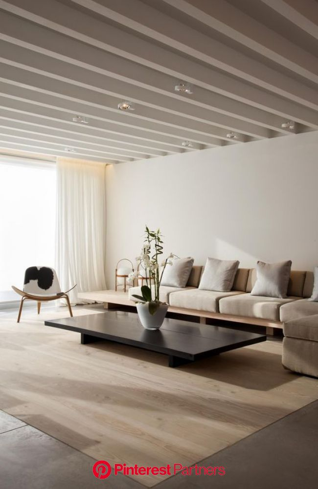 Interior Design Trends 2021: Luxury Minimal Design Is Here To Stay   Apartment decor, Home room design, House interior