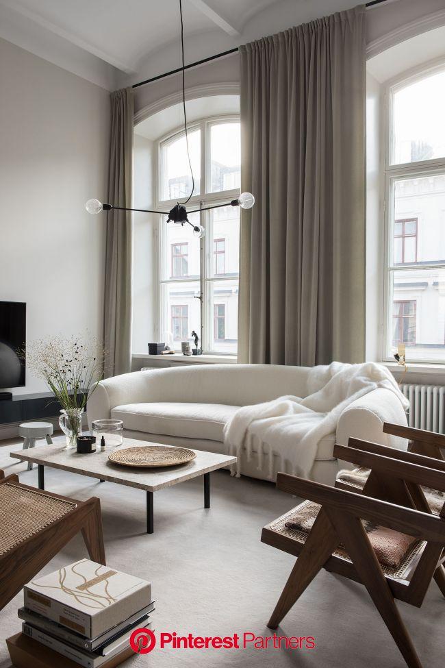Wabi-Sabi Style in 10 Steps  — decor8   House interior, Interior, Living room designs