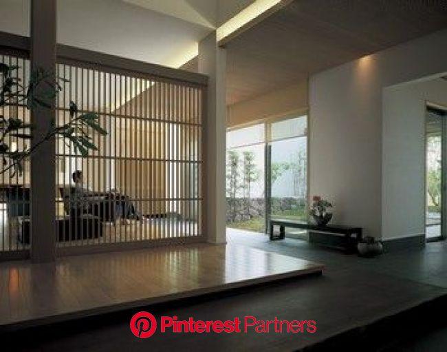 積水ハウスシャーウッド 縁の家6 | アパートのデザイン, インテリアアーキテクチャ, 和モダン インテリア リビング