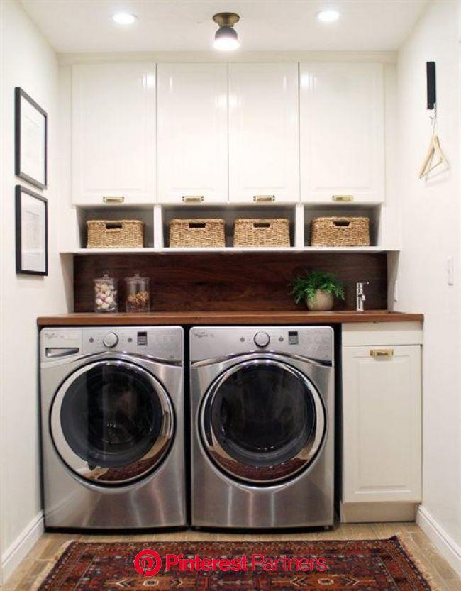 あなたがきれいに忘れて10のスペースとそれらをきれいにする方法 | 洗面所 リフォーム, 小さなランドリールーム, ランドリールームのデザイン